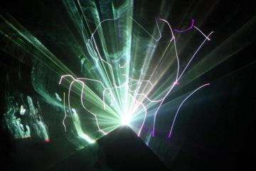 Лазерное шоу со скидкой