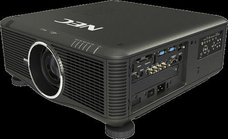 Аренда видеопроектора NEC px750u