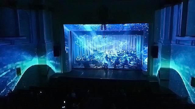 Голографическое шоу cobrashow.ru