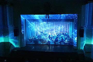 Голографическое шоу Cobrashow