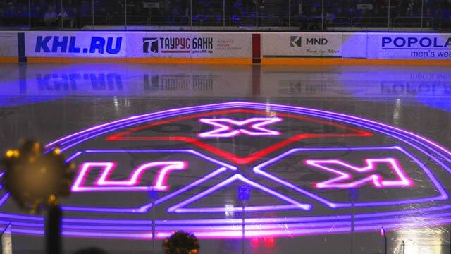 Лазерное шоу на лёд cobrashow.ru