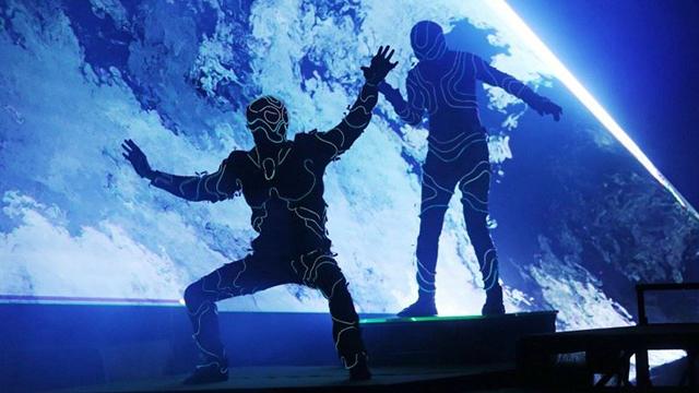 лазерное шоу cobrashow.ru