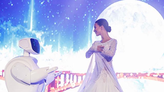масштабное шоу от cobrashow.ru